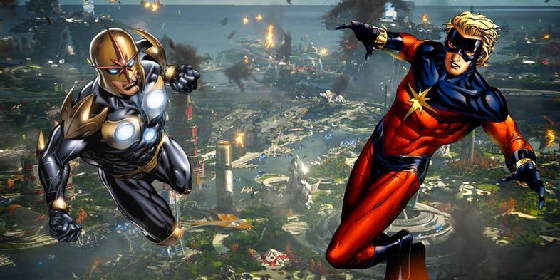 7 điều hấp dẫn mà người hâm mộ Vũ trụ Điện ảnh Marvel chẳng bao giờ được xem - Ảnh 6.