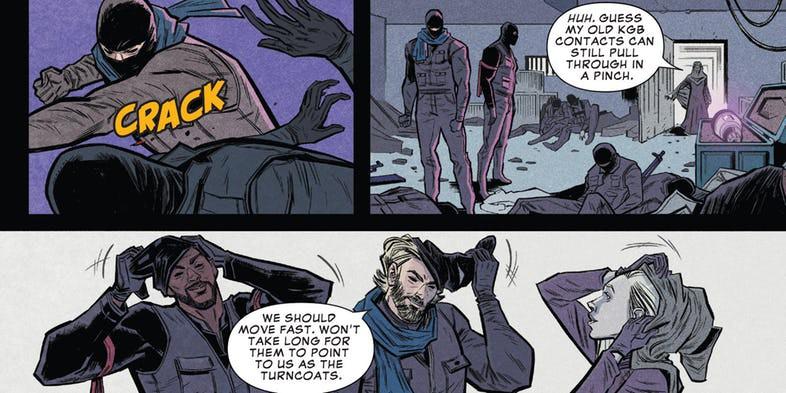 7 điều hấp dẫn mà người hâm mộ Vũ trụ Điện ảnh Marvel chẳng bao giờ được xem - Ảnh 7.