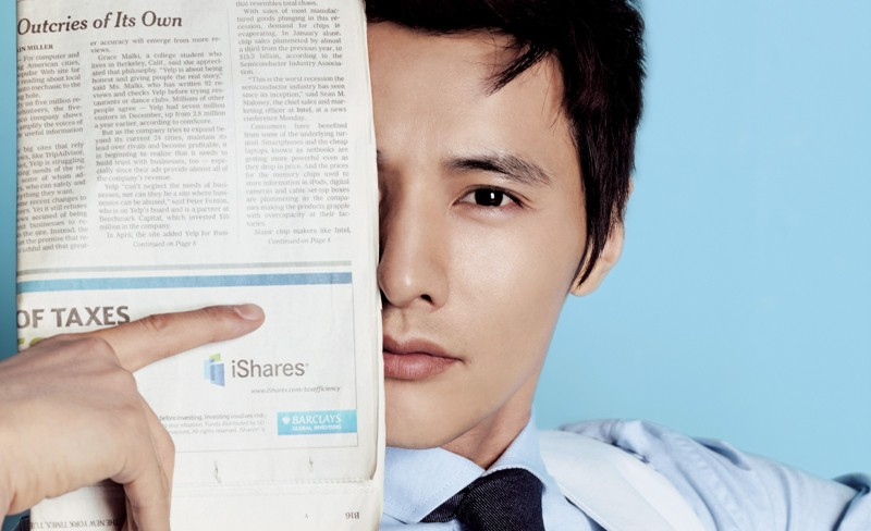 Won Bin lại gây sốt sau 8 năm vắng bóng trong làng giải trí Hàn Quốc