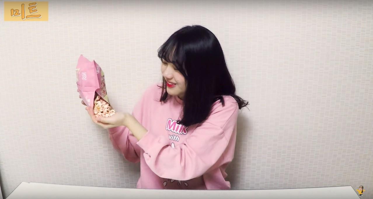 Giới trẻ Hàn Quốc đang phát sốt với món bắp rang bơ mới ra lò dành riêng cho mùa xuân năm 2018 - Ảnh 3.