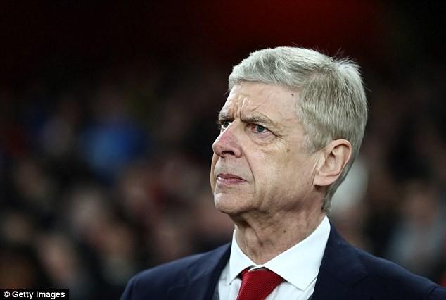 Báo Anh nhận định triều đại Wenger ở Arsenal sẽ chấm dứt vào cuối mùa này - Ảnh 1.