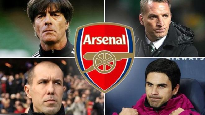 Arsenal sắp chia tay Wenger, 5 ứng viên tiềm năng nào sẽ thay thế? - Ảnh 1.