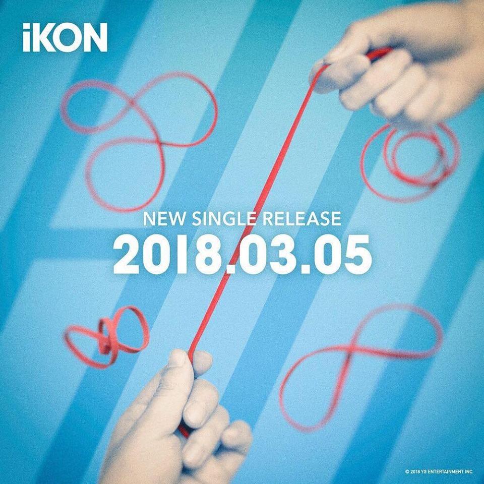 Thừa thắng xông lên, iKON tiếp tục trở lại vào đầu tháng 3 - Ảnh 1.
