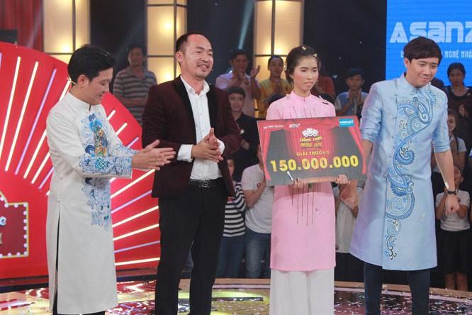 Thách thức danh hài: Thánh Đà đà đa... chiến thắng 150 triệu với bài hát ám ảnh mới - Một con vịt - Ảnh 4.