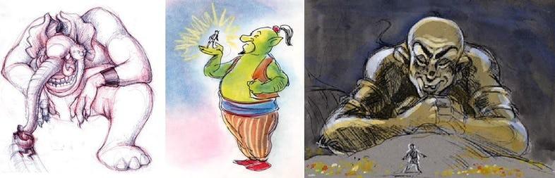 15 nhân vật phản diện bị Walt Disney loại khỏi phim trong phút chót (Phần 2) - Ảnh 5.