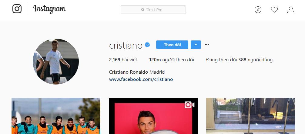 Instagram của các cầu thủ U23 Việt Nam tuy chưa có dấu xanh nhưng không thể làm giả - Ảnh 3.