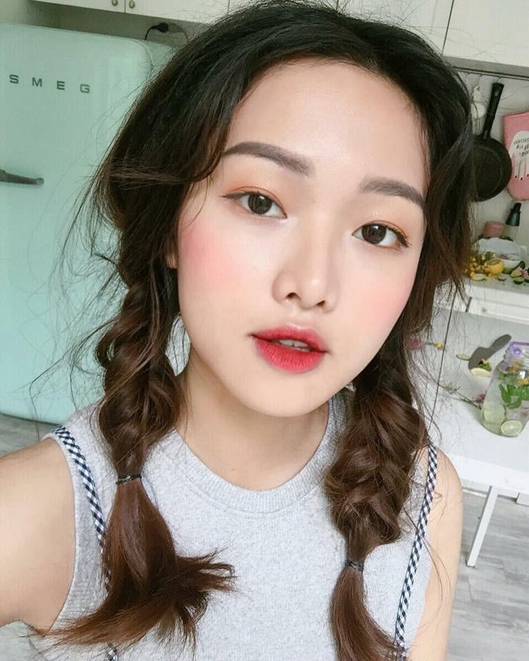 Lại thêm một mẫu lookbook được khen ngợi vì xinh như hot girl Hàn - Ảnh 5.
