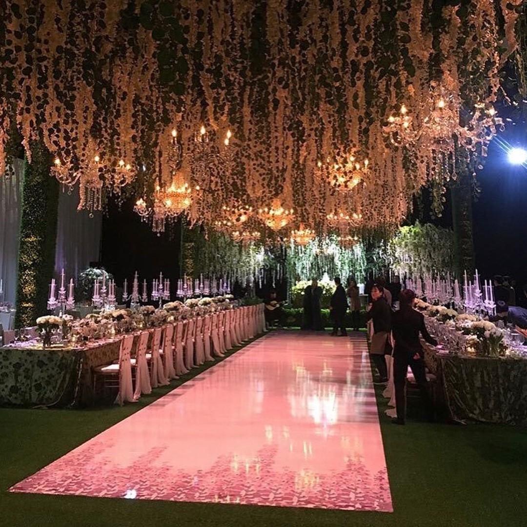 Tiệc cưới xa hoa của Taeyang: Cô dâu chú rể cuối cùng đã lộ diện, G-Dragon, T.O.P cùng dàn sao siêu sang đổ bộ - Ảnh 14.