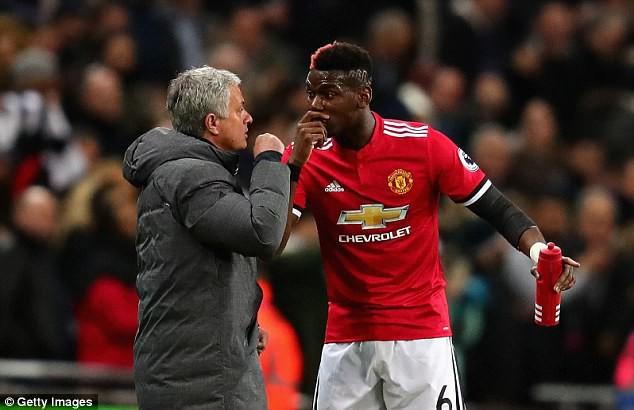 Pogba trả giá vì không nghe lệnh Mourinho? - Ảnh 1.