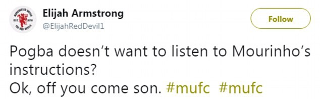 Pogba trả giá vì không nghe lệnh Mourinho? - Ảnh 3.