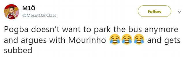 Pogba trả giá vì không nghe lệnh Mourinho? - Ảnh 2.