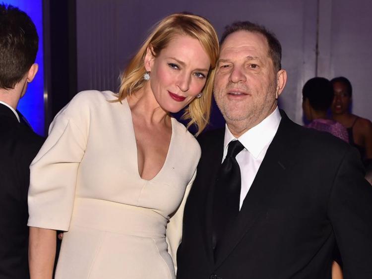 Đả nữ Uma Thurman lần đầu lên tiếng về trải nghiệm kinh hoàng với Harvey Weinstein và Quentin Tarantino - Ảnh 2.