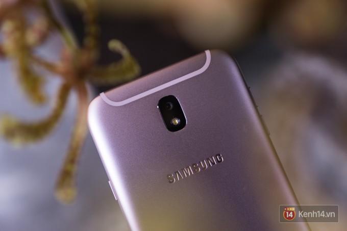 Trên tay Galaxy J7 Pro màu hồng nhẹ nhàng, nữ tính cho phái đẹp ngày xuân - Ảnh 5.