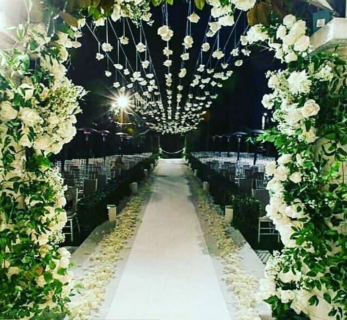 Tiệc cưới xa hoa của Taeyang: Cô dâu chú rể cuối cùng đã lộ diện, G-Dragon, T.O.P cùng dàn sao siêu sang đổ bộ - Ảnh 8.