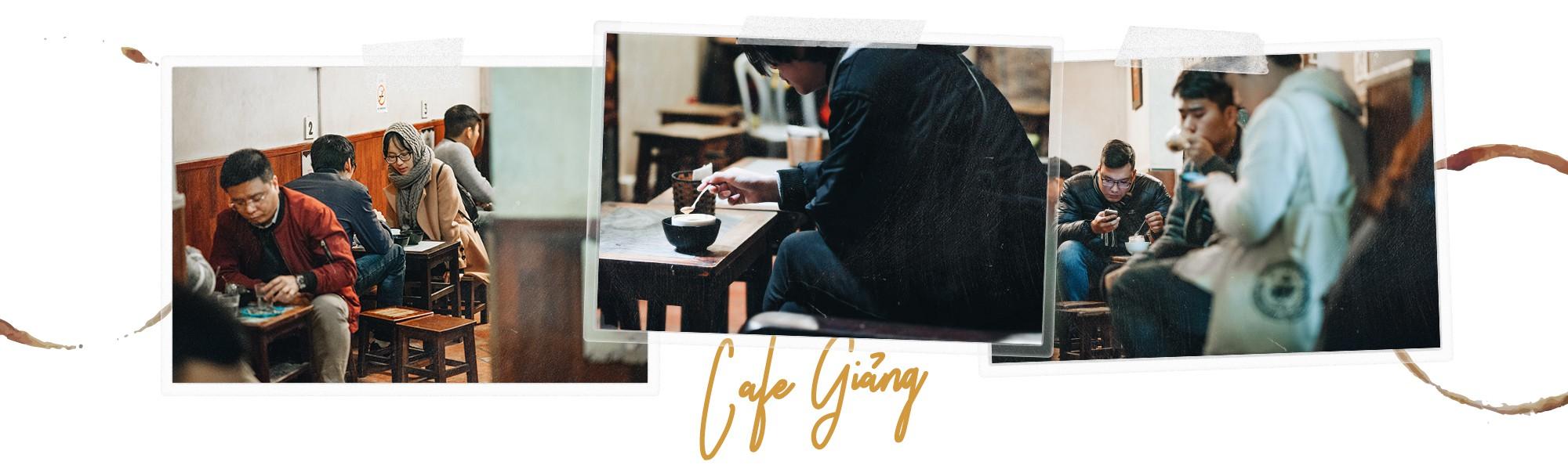 Đến Giảng không chỉ để uống một ly cafe trứng, mà còn để hưởng cái nhàn nhã rất Hà Nội của một quán xưa - Ảnh 10.