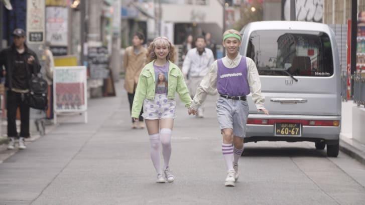 """Văn hóa """"phi giới tính"""" của Nhật Bản: Đàn ông trang điểm, nhuộm tóc như con gái nhưng vẫn có... vợ - Ảnh 2."""