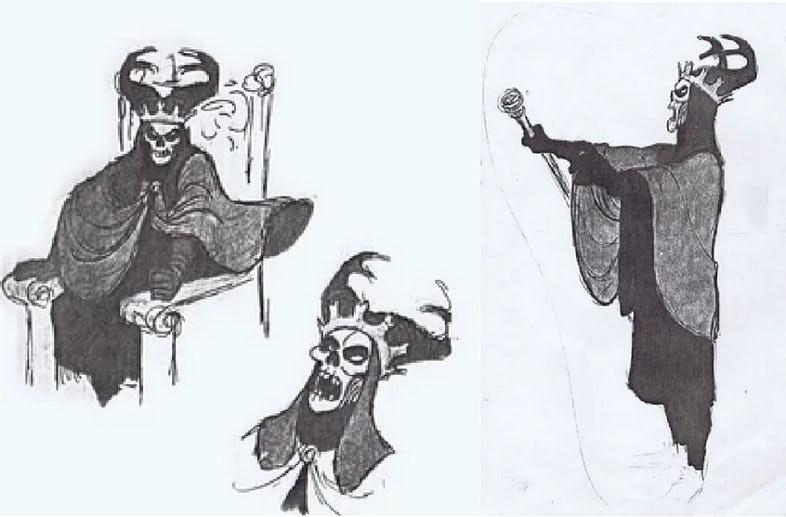 15 nhân vật phản diện bị Walt Disney loại khỏi phim trong phút chót (Phần 2) - Ảnh 3.