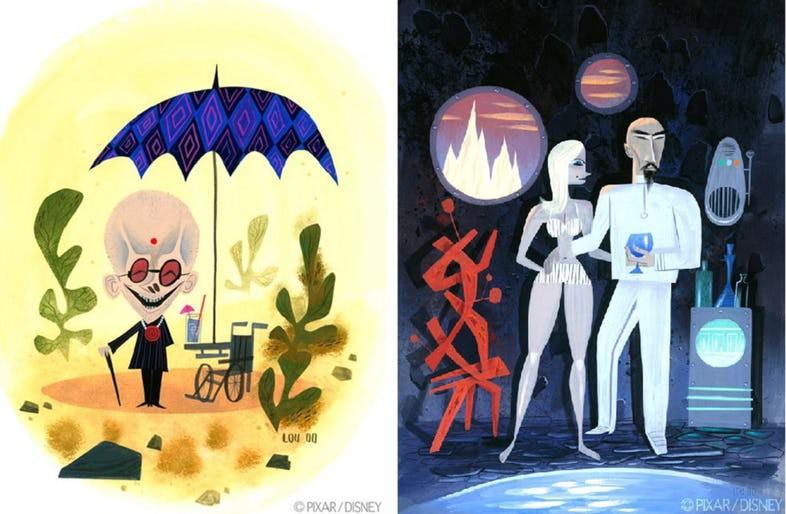 15 nhân vật phản diện bị Walt Disney loại khỏi phim trong phút chót (Phần 2) - Ảnh 6.
