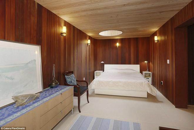 Khám phá ngôi nhà có hẳn một dòng sông chảy từ phòng này sang phòng khác - Ảnh 8.