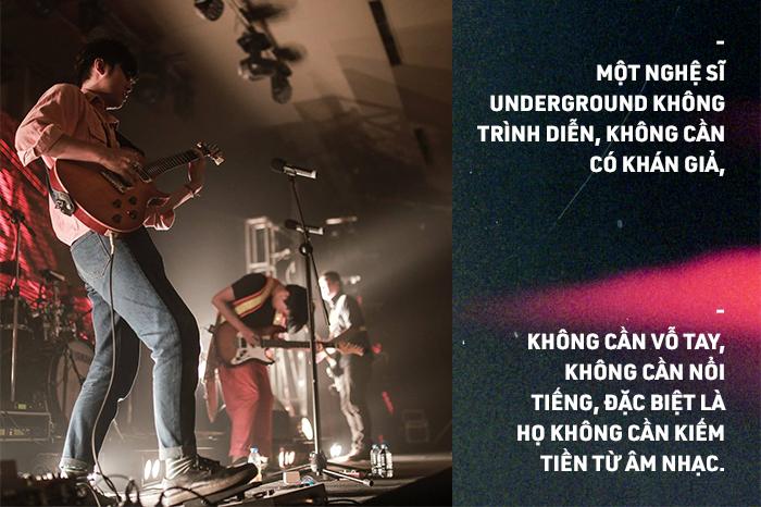 Bạn thích nhạc Underground, tôi lại cuồng Indie, vậy 2 thứ âm nhạc đó khác nhau ở đâu? - Ảnh 5.