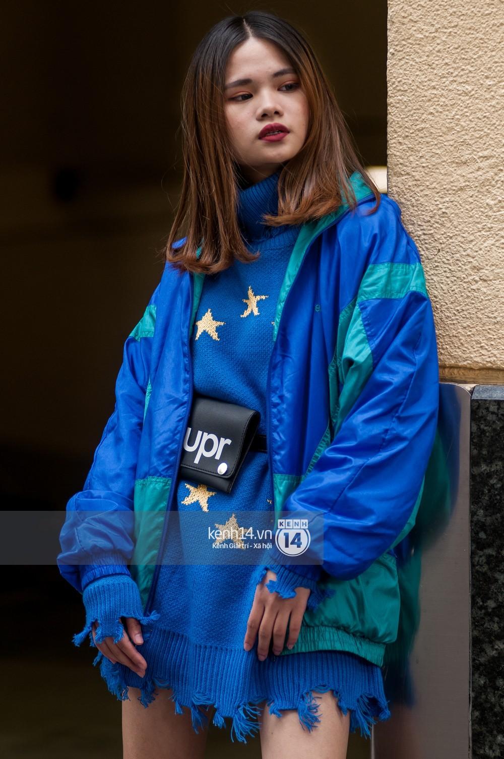 Street style 2 miền: các bạn trẻ nhất mực tôn sùng waist bag và side bag dù có lên đồ theo phong cách nào - Ảnh 2.