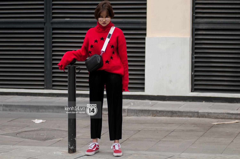 Street style 2 miền: các bạn trẻ nhất mực tôn sùng waist bag và side bag dù có lên đồ theo phong cách nào - Ảnh 5.