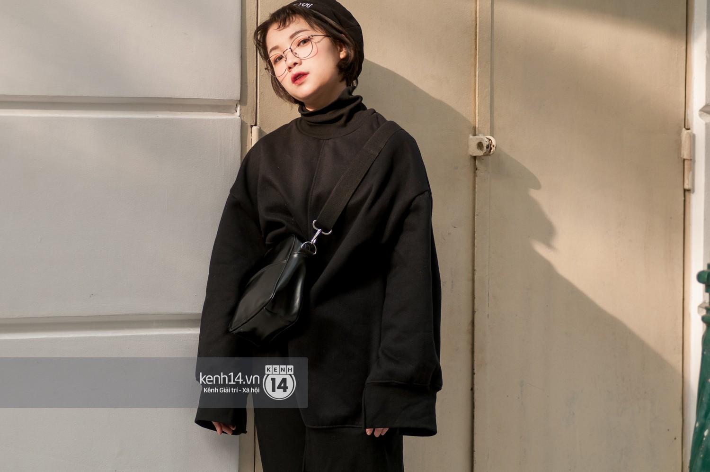 Street style 2 miền: các bạn trẻ nhất mực tôn sùng waist bag và side bag dù có lên đồ theo phong cách nào - Ảnh 4.