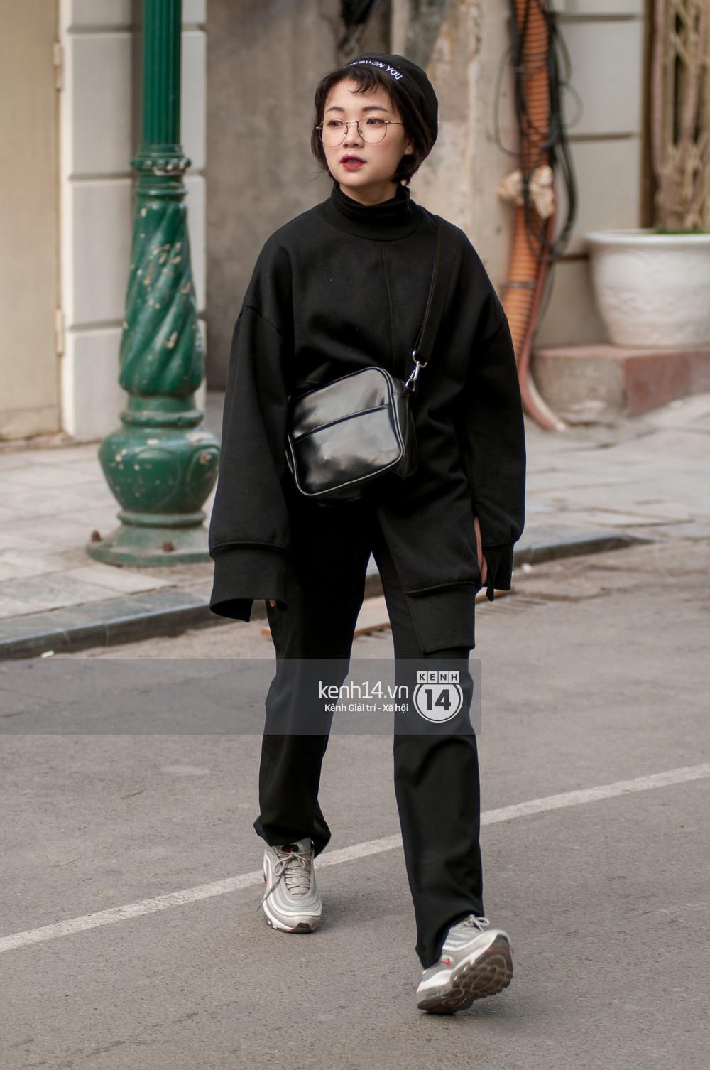Street style 2 miền: các bạn trẻ nhất mực tôn sùng waist bag và side bag dù có lên đồ theo phong cách nào - Ảnh 3.