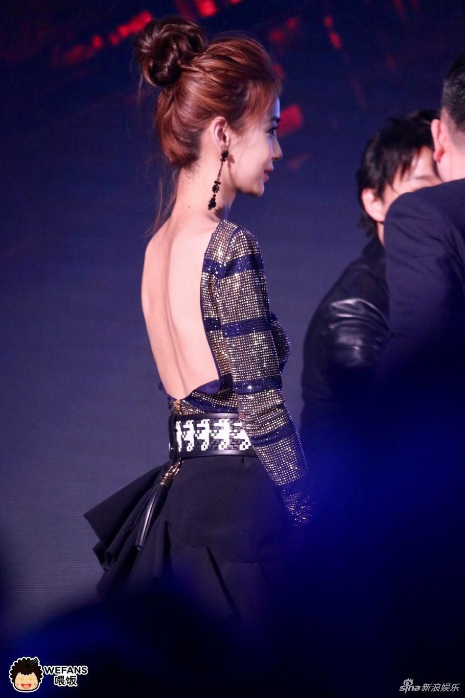 Vẫn biết Angela Baby đẹp, nhưng netizen vẫn đòi phát khóc với loạt ảnh khoe chân dài và lưng trần gợi cảm - Ảnh 3.