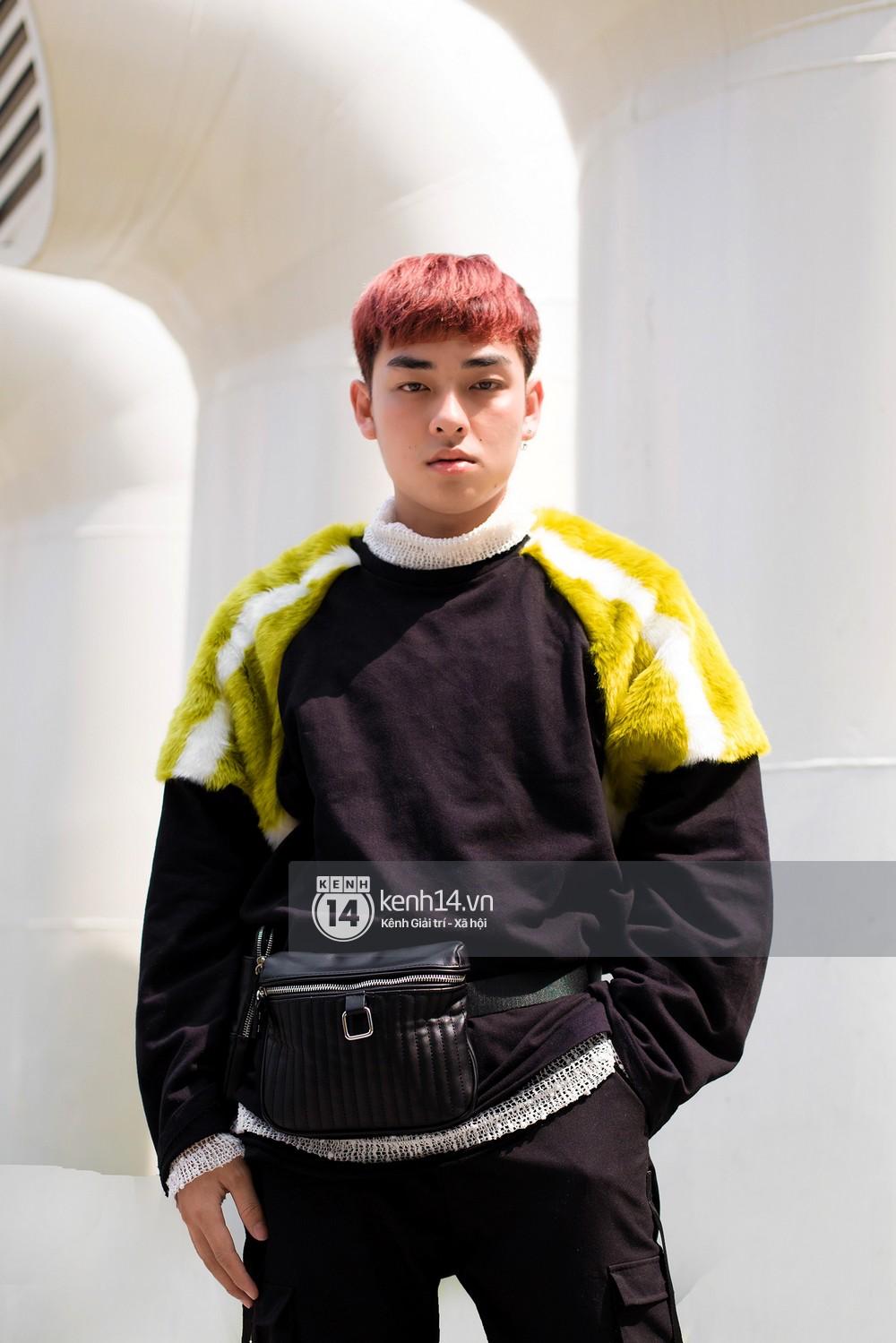 Street style 2 miền: các bạn trẻ nhất mực tôn sùng waist bag và side bag dù có lên đồ theo phong cách nào - Ảnh 16.