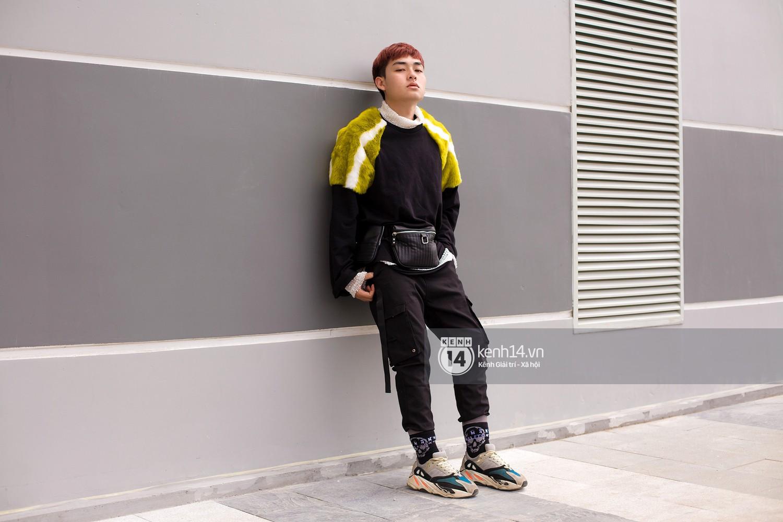 Street style 2 miền: các bạn trẻ nhất mực tôn sùng waist bag và side bag dù có lên đồ theo phong cách nào - Ảnh 15.