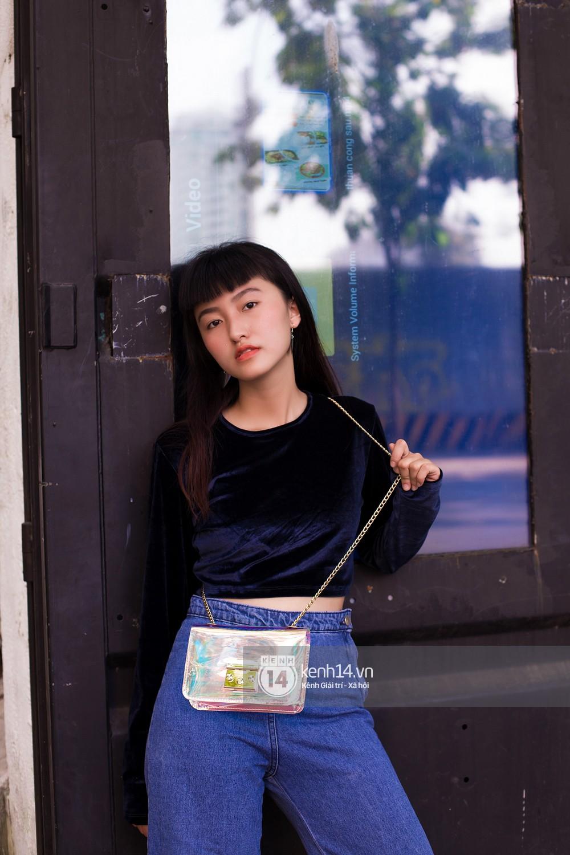 Street style 2 miền: các bạn trẻ nhất mực tôn sùng waist bag và side bag dù có lên đồ theo phong cách nào - Ảnh 14.