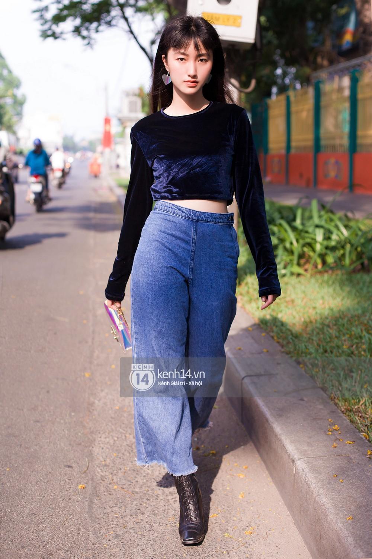 Street style 2 miền: các bạn trẻ nhất mực tôn sùng waist bag và side bag dù có lên đồ theo phong cách nào - Ảnh 13.