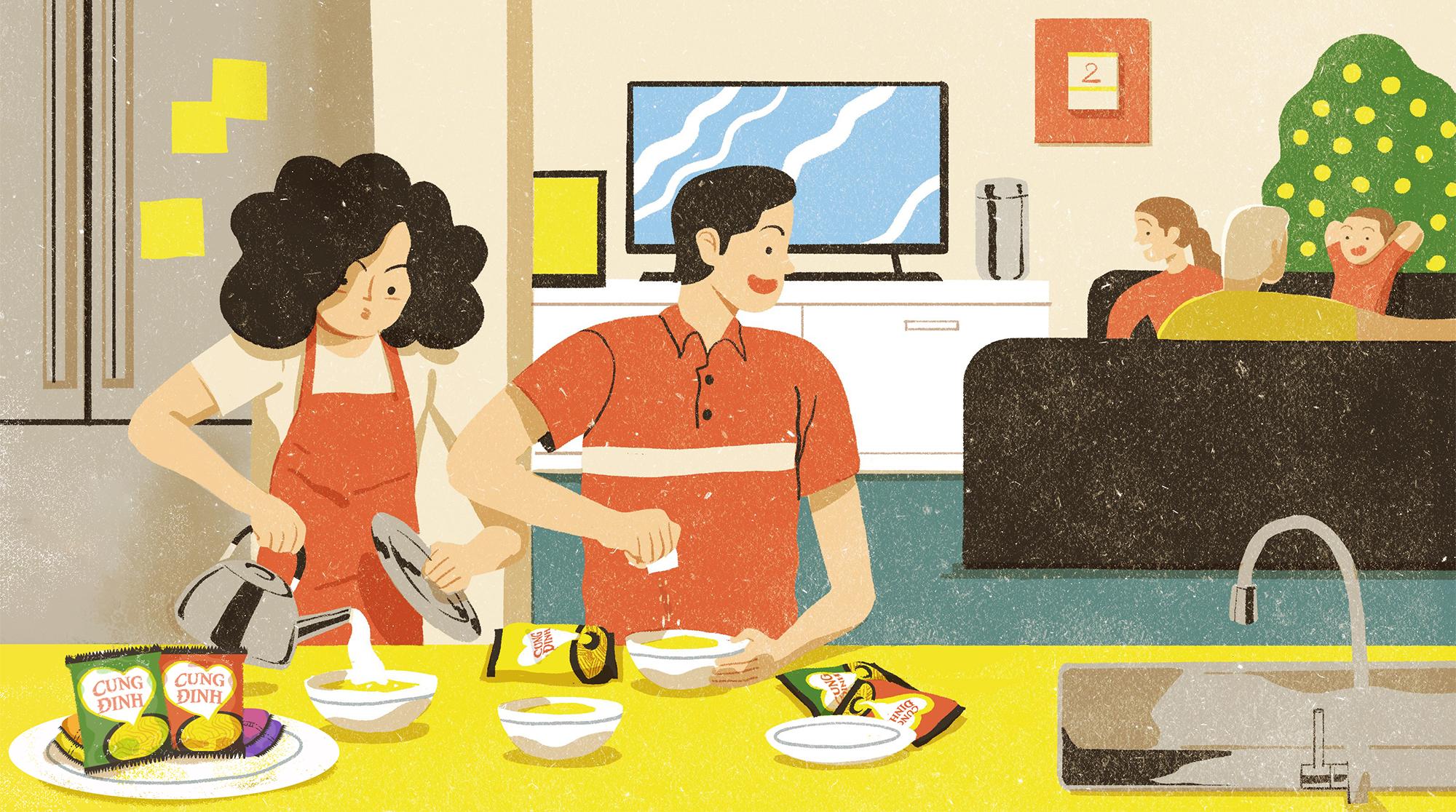 """Tết: Là những ngày quây quần yêu thương, chứ không phải để """"thử sức bền trong bếp! - Ảnh 9."""