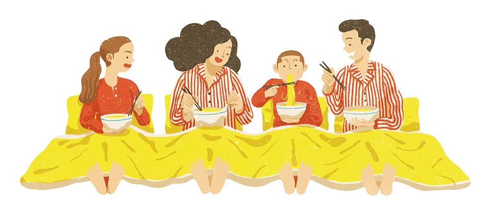 """Tết: Là những ngày quây quần yêu thương, chứ không phải để """"thử sức bền trong bếp! - Ảnh 6."""