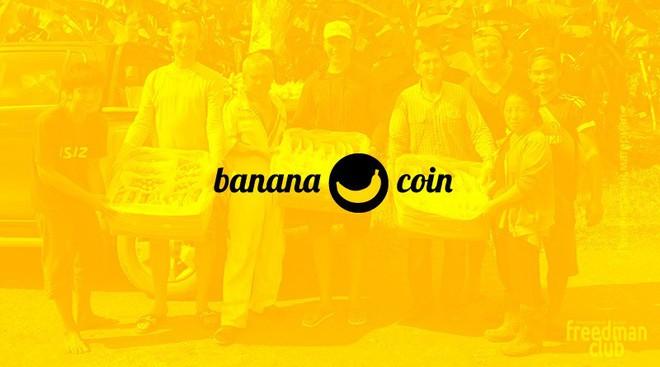 Bananacoin - Đồng tiền chuối, có trị giá bằng 1 cân chuối - Ảnh 2.