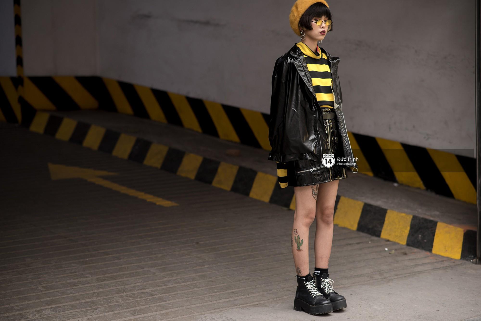 Street style 2 miền: các bạn trẻ nhất mực tôn sùng waist bag và side bag dù có lên đồ theo phong cách nào - Ảnh 7.