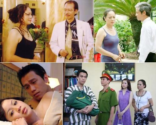 10 năm phim truyền hình Việt: Lối đi nào cho dòng phim hình sự? - Ảnh 1.