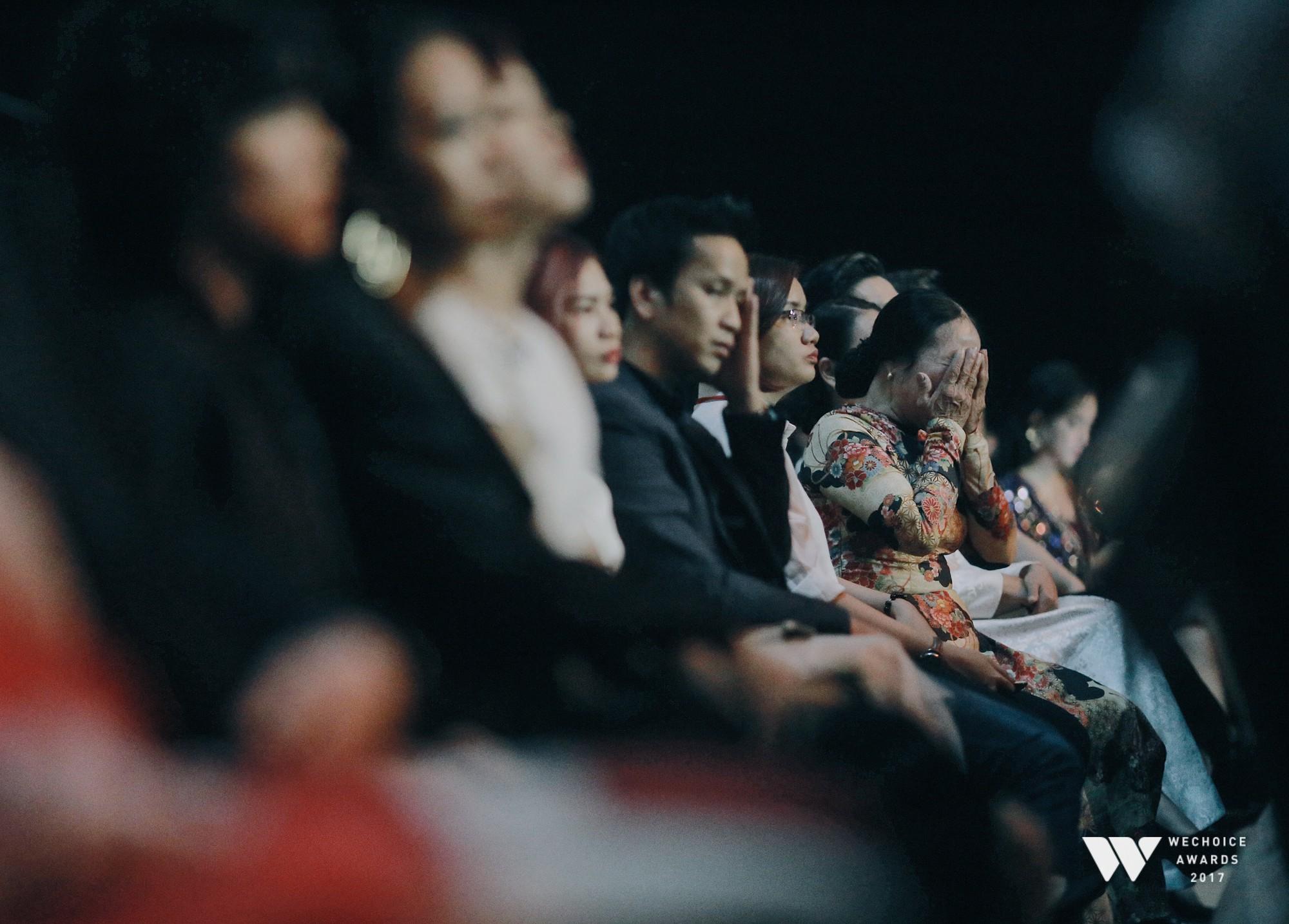 Gala WeChoice Awards 2017 và loạt khoảnh khắc chạm đến trái tim khi những niềm cảm hứng được tôn vinh! - Ảnh 19.
