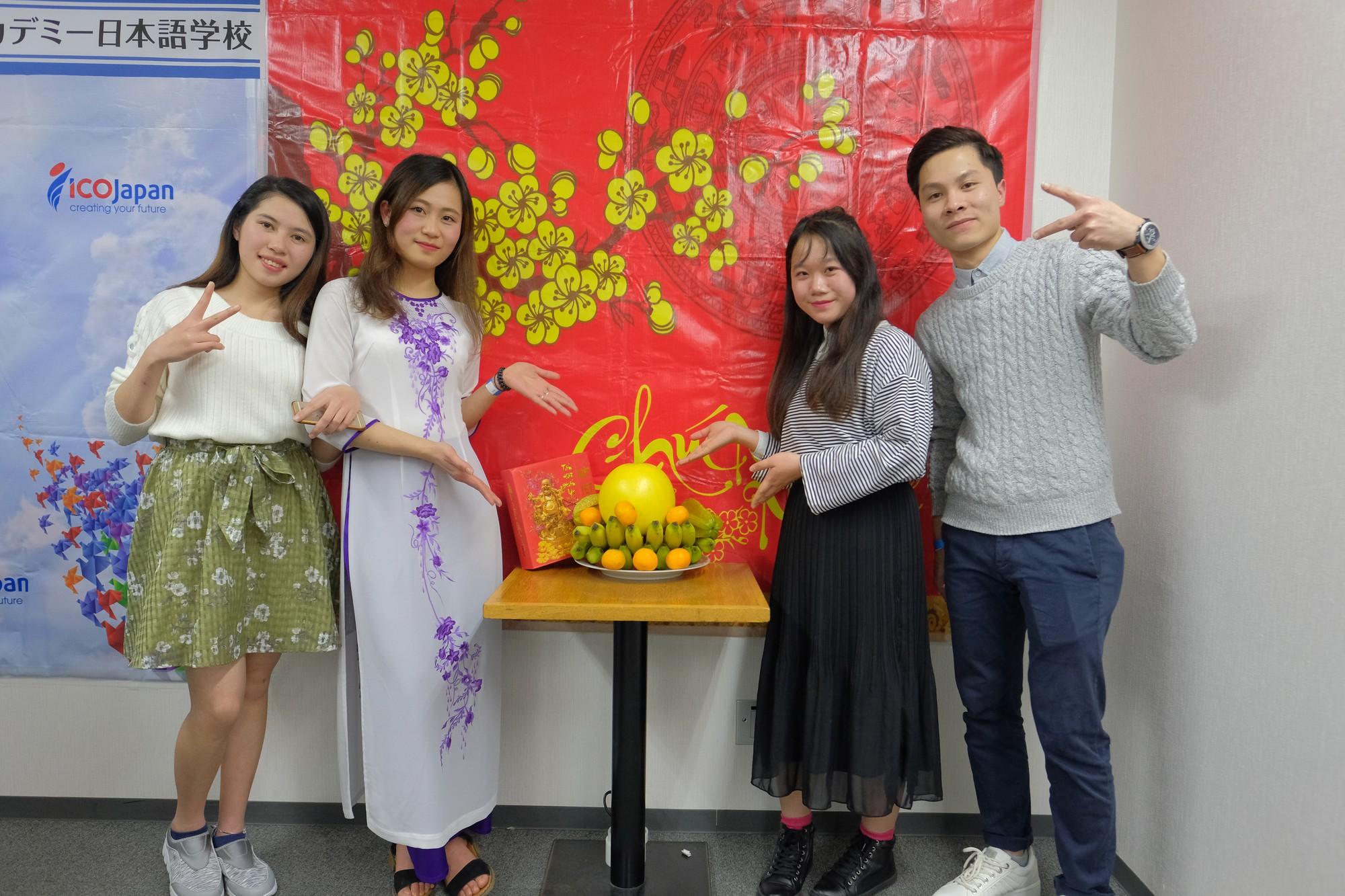 Ở nhà chưa thấy Tết đâu nhưng DHS Việt ở Nhật đã đón Tết rất hoành tráng rồi - Ảnh 10.