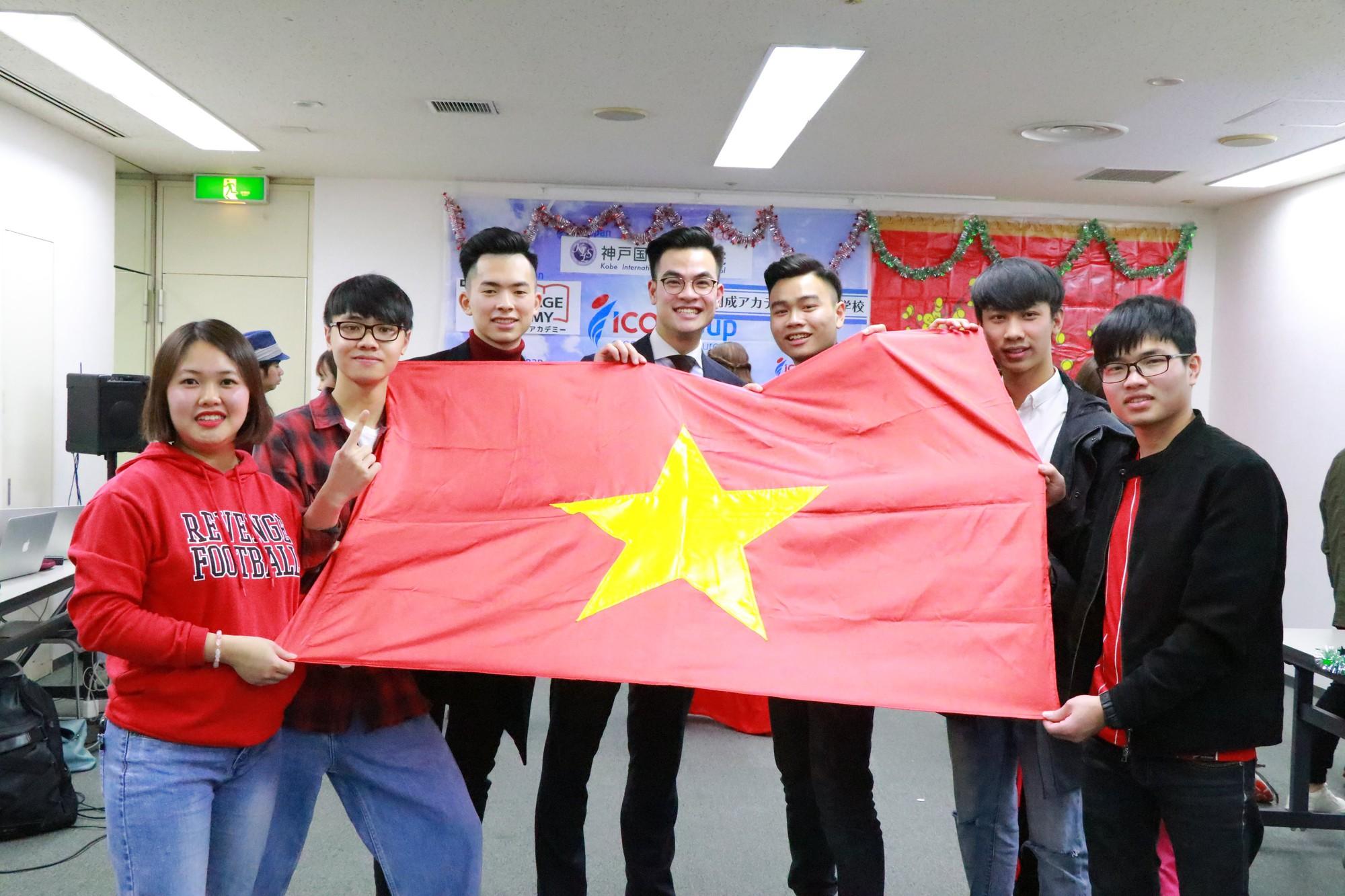 Ở nhà chưa thấy Tết đâu nhưng DHS Việt ở Nhật đã đón Tết rất hoành tráng rồi - Ảnh 16.