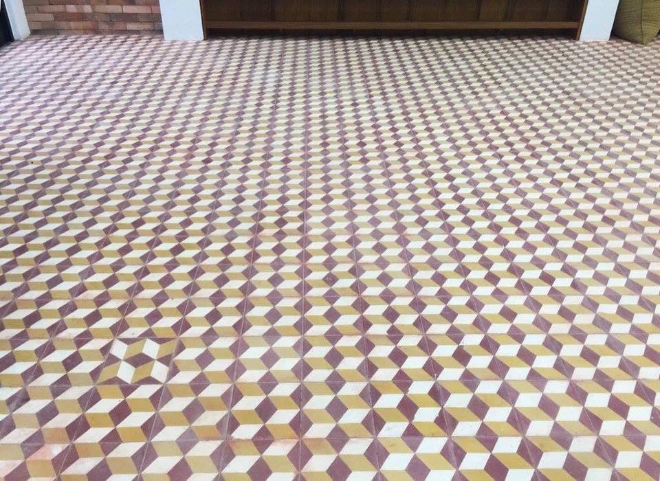 15 sàn nhà bị lát ẩu lệch lạc khiến bạn hóa điên khi nhìn thấy - Ảnh 11.