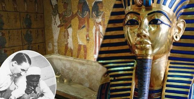 Quét radar lăng mộ Pharaoh Tutankhamun, hé lộ bí mật về nữ hoàng Nefertiti - Ảnh 5.