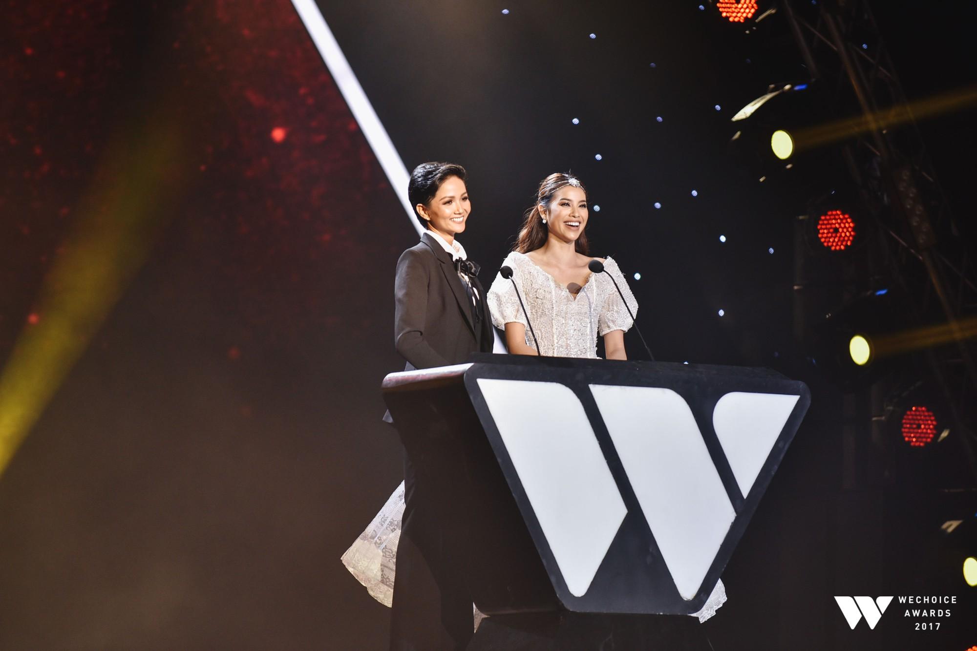 Khoảnh khắc WeChoice Awards: Đẹp nhất là khi Sơn Tùng, bé Bôm và các nghệ sĩ Việt cùng chậm lại trong dòng cảm xúc vỡ òa - Ảnh 18.