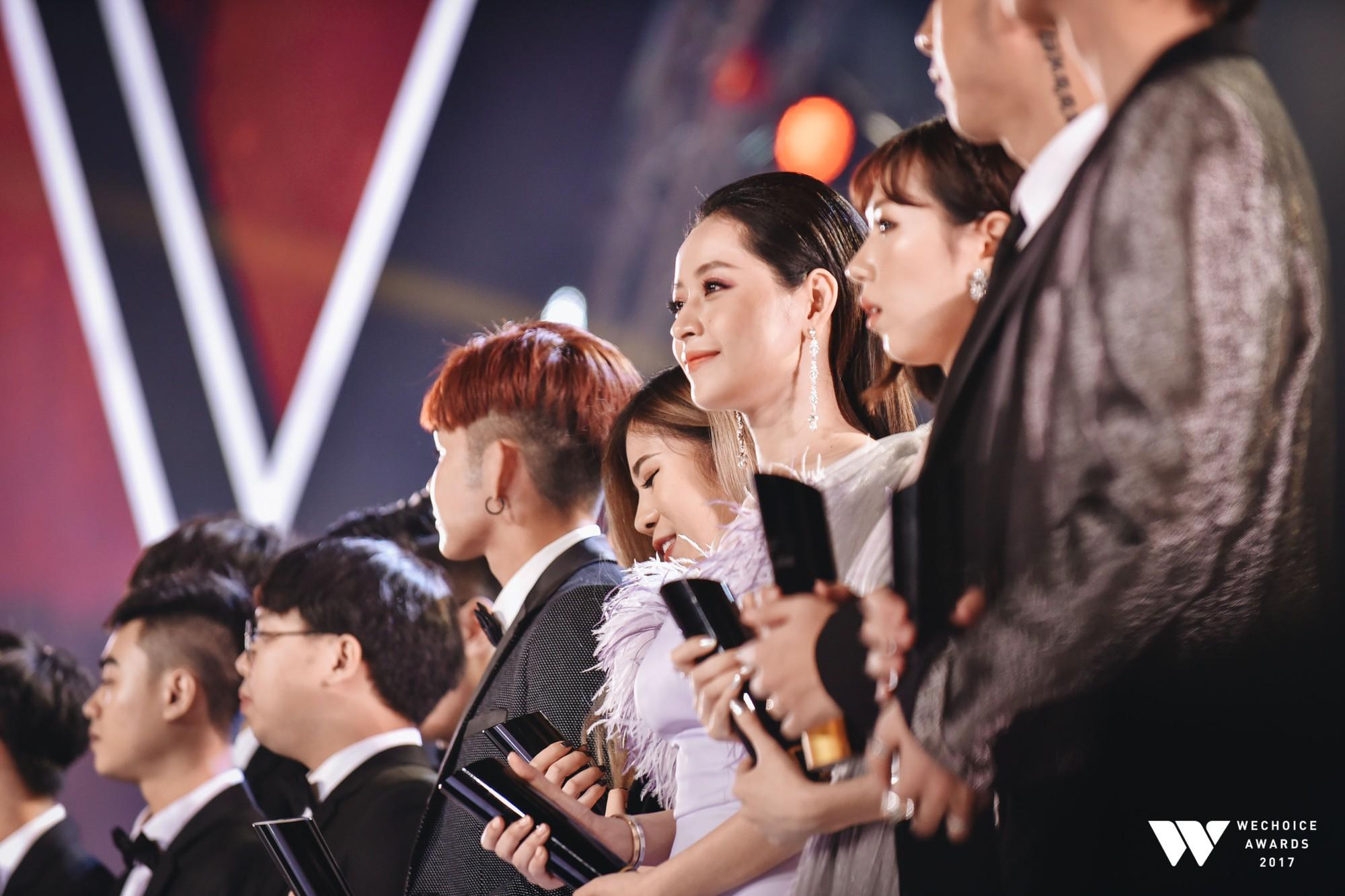 Gala WeChoice Awards 2017 và loạt khoảnh khắc chạm đến trái tim khi những niềm cảm hứng được tôn vinh! - Ảnh 24.