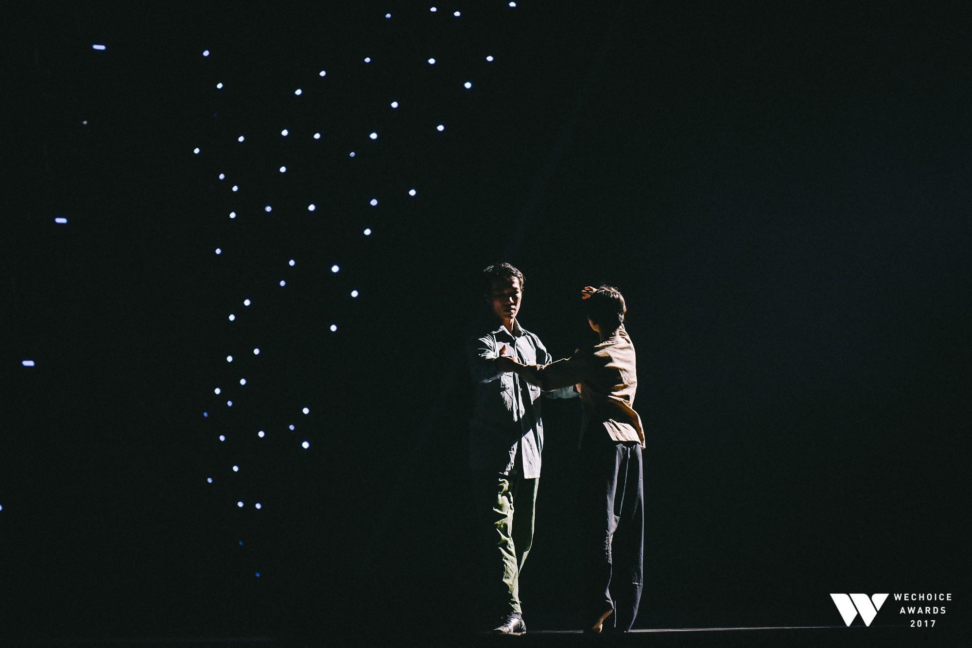 Gala WeChoice Awards 2017 và loạt khoảnh khắc chạm đến trái tim khi những niềm cảm hứng được tôn vinh! - Ảnh 17.