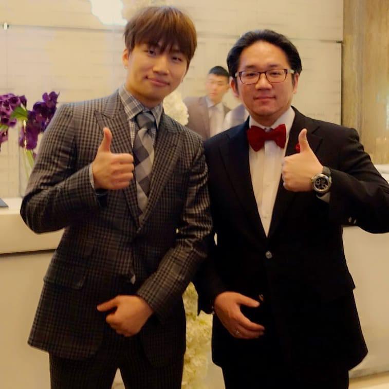 Có phúc cùng hưởng, có đồ hiệu cùng mặc: các thành viên Big Bang cùng diện suit Tom Ford trong lễ cưới của Taeyang để thể hiện tình huynh đệ - Ảnh 5.