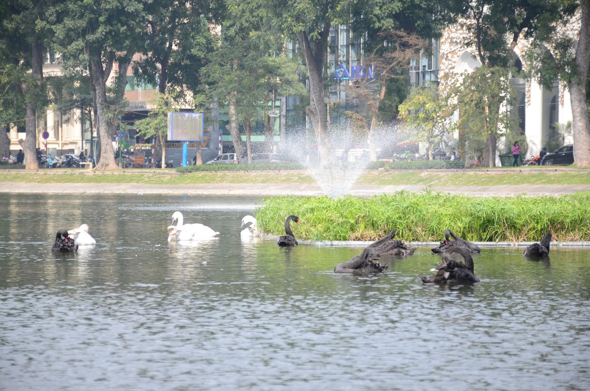 ... Rời Hồ Gươm trong đ\u0026#234;m, đ\u0026#224;n thi\u0026
