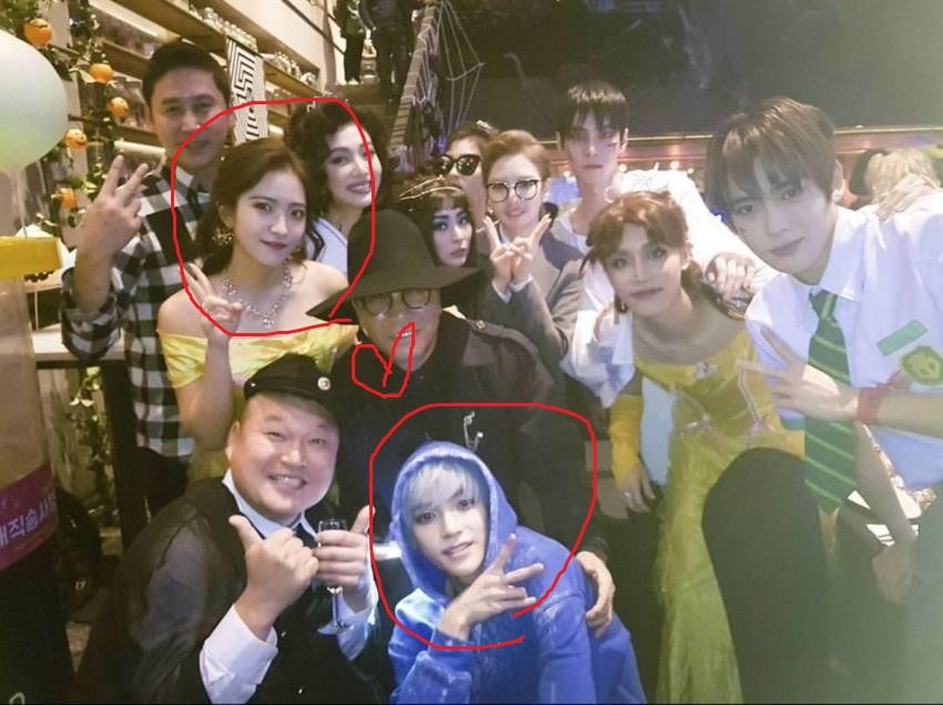 Fan truy tìm bằng chứng hẹn hò giữa Yeri (Red Velvet) và Taeyong (NCT)