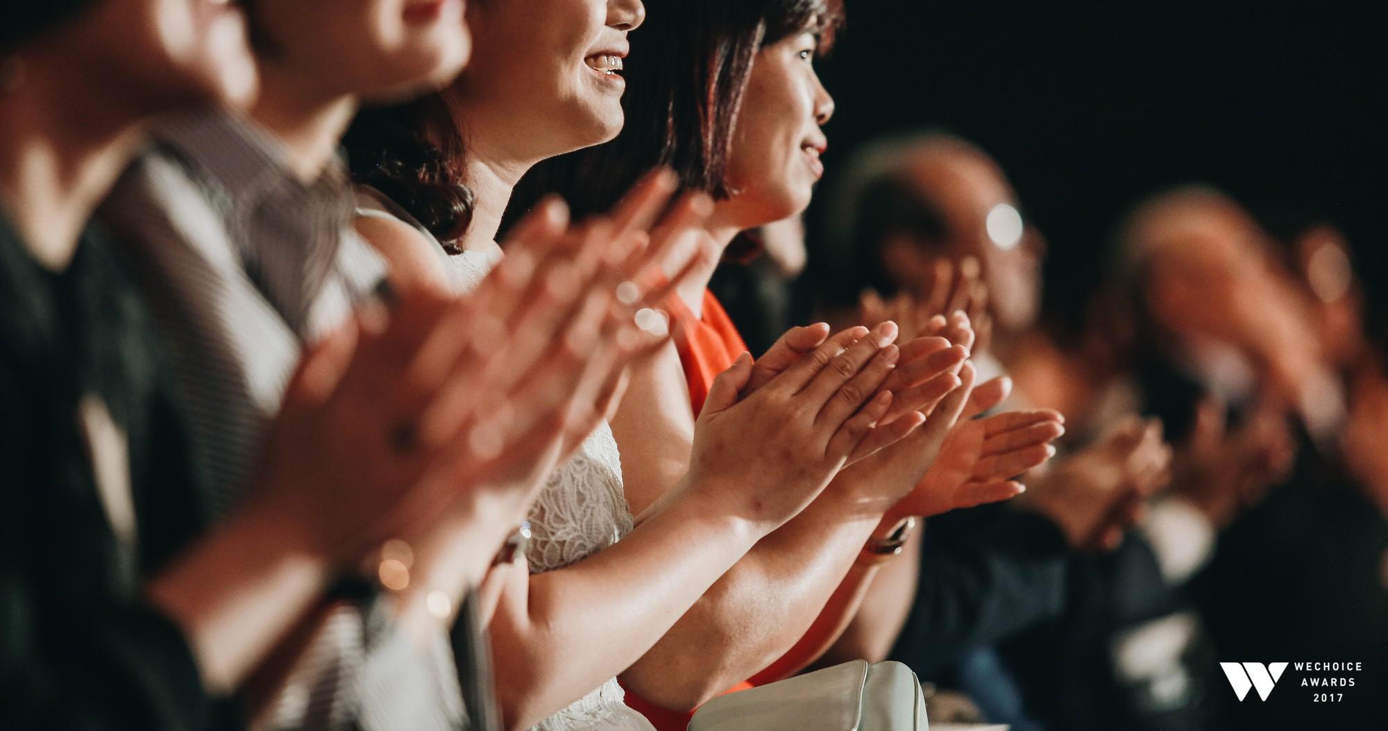 Trọn vẹn những màn trình diễn đầy thăng hoa và cảm xúc của Gala WeChoice Awards 2017 - Ảnh 2.